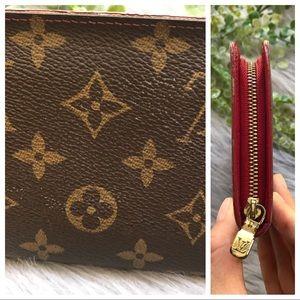 Louis Vuitton Bags - Louis Vuitton Murakami Cherry Zip Around Wallet